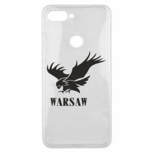 Etui na Xiaomi Mi8 Lite Warsaw eagle