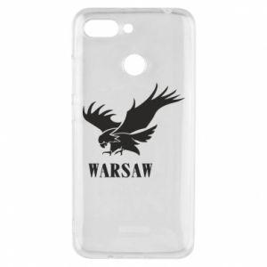 Etui na Xiaomi Redmi 6 Warsaw eagle