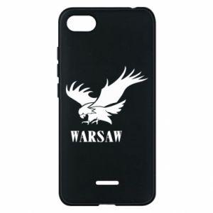 Etui na Xiaomi Redmi 6A Warsaw eagle