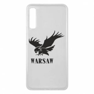 Etui na Samsung A7 2018 Warsaw eagle
