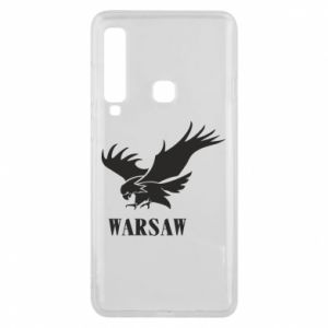 Etui na Samsung A9 2018 Warsaw eagle