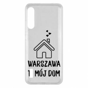 Etui na Xiaomi Mi A3 Warsaw is my home