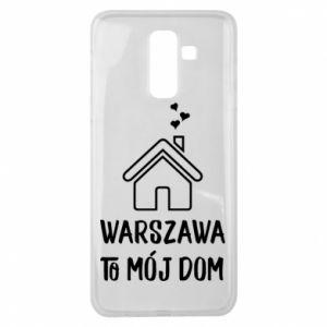 Etui na Samsung J8 2018 Warsaw is my home