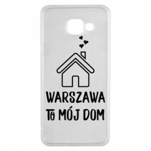 Samsung A3 2016 Case Warsaw is my home