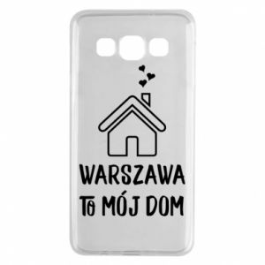Samsung A3 2015 Case Warsaw is my home