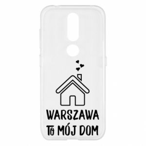 Nokia 4.2 Case Warsaw is my home