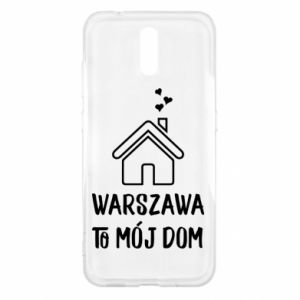 Nokia 2.3 Case Warsaw is my home