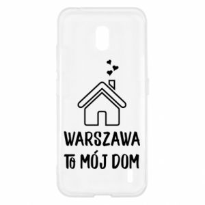 Nokia 2.2 Case Warsaw is my home