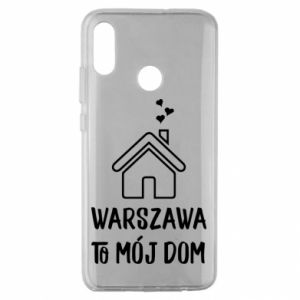 Huawei Honor 10 Lite Case Warsaw is my home