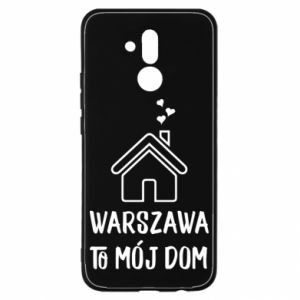 Huawei Mate 20Lite Case Warsaw is my home