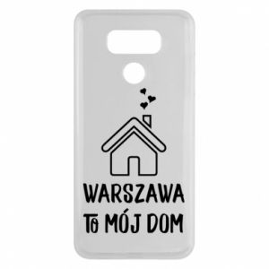 LG G6 Case Warsaw is my home