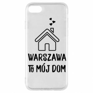 iPhone SE 2020 Case Warsaw is my home