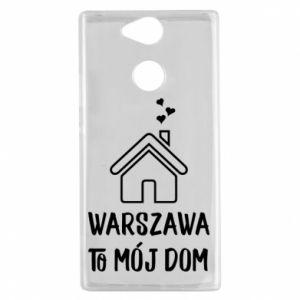 Etui na Sony Xperia XA2 Warsaw is my home