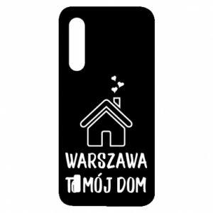 Etui na Xiaomi Mi9 Lite Warsaw is my home