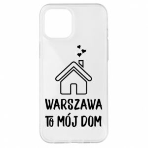 Etui na iPhone 12 Pro Max Warsaw is my home