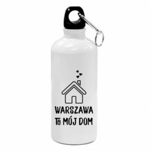 Water bottle Warsaw is my home