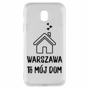 Etui na Samsung J3 2017 Warsaw is my home
