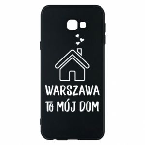 Etui na Samsung J4 Plus 2018 Warsaw is my home - PrintSalon