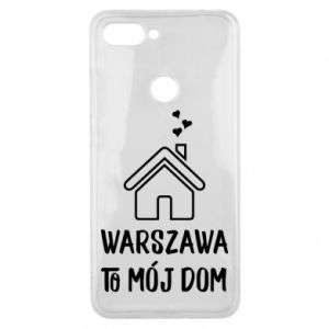 Etui na Xiaomi Mi8 Lite Warsaw is my home