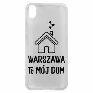 Etui na Xiaomi Redmi 7A Warsaw is my home - PrintSalon