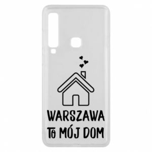 Etui na Samsung A9 2018 Warsaw is my home - PrintSalon