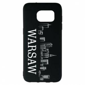 Samsung S7 EDGE Case Warsaw