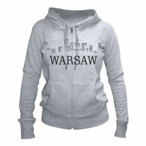 Women's zip up hoodies Warsaw