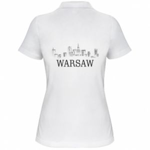 Women's Polo shirt Warsaw