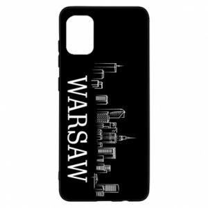 Samsung A31 Case Warsaw