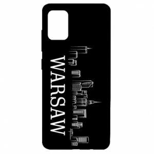 Samsung A51 Case Warsaw