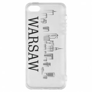 Etui na iPhone 5/5S/SE Warsaw