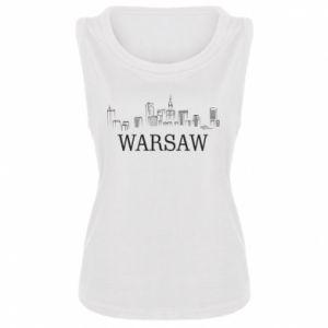 Women's t-shirt Warsaw