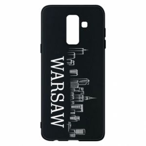 Phone case for Samsung A6+ 2018 Warsaw