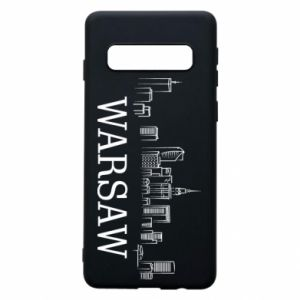 Phone case for Samsung S10 Warsaw