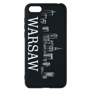 Phone case for Huawei Y5 2018 Warsaw
