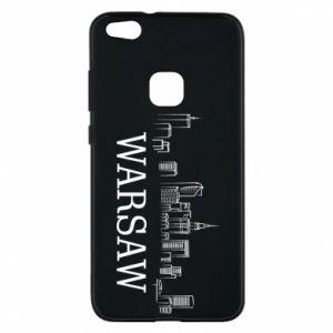 Huawei P10 Lite Case Warsaw