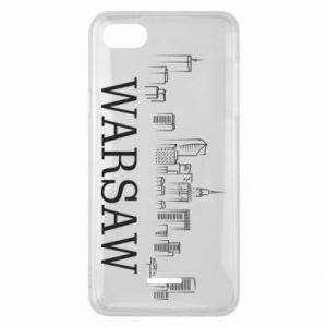 Xiaomi Redmi 6A Case Warsaw