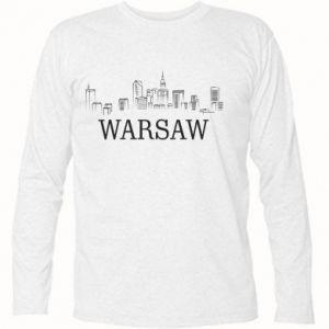 Long Sleeve T-shirt Warsaw