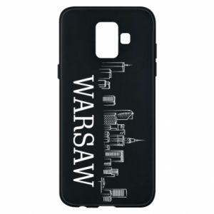 Samsung A6 2018 Case Warsaw