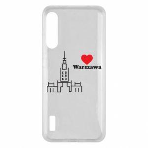 Xiaomi Mi A3 Case Warsaw I love you