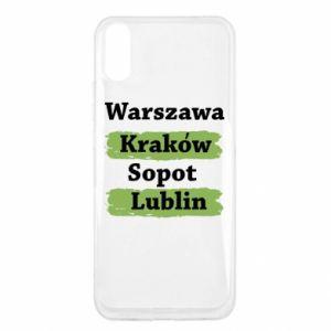 Xiaomi Redmi 9a Case Warsaw, Krakow, Sopot, Lublin