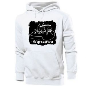 Bluza z kapturem męska Warszawa. Zamek