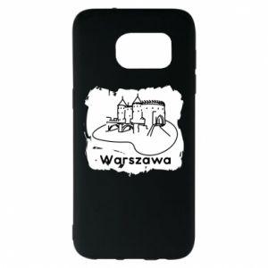 Etui na Samsung S7 EDGE Warszawa. Zamek