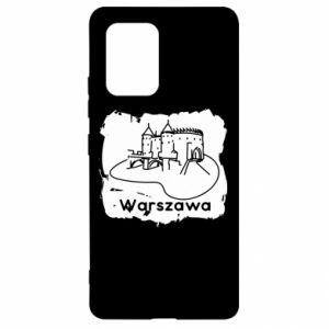 Etui na Samsung S10 Lite Warszawa. Zamek