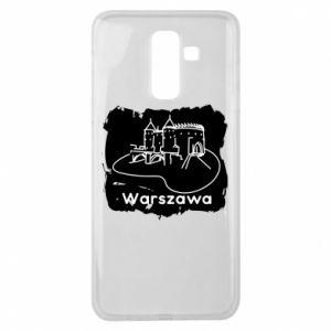 Etui na Samsung J8 2018 Warszawa. Zamek
