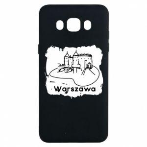 Etui na Samsung J7 2016 Warszawa. Zamek
