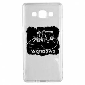 Etui na Samsung A5 2015 Warszawa. Zamek