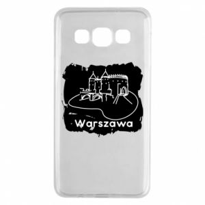 Etui na Samsung A3 2015 Warszawa. Zamek