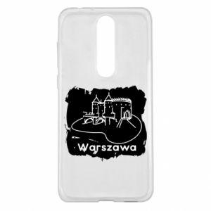 Etui na Nokia 5.1 Plus Warszawa. Zamek
