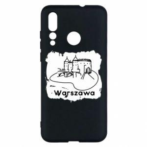 Etui na Huawei Nova 4 Warszawa. Zamek